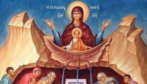 Ιερά Παράκληση στην Υπεραγία Θεοτόκο στο Ιερό Προσκυνηματικό Εξωκκλήσιο Ζωοδόχου Πηγής Βερμίου Πολυμύλου