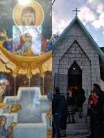 Παράκληση από τον Μητροπολίτη Κοζάνης στην Ζωοδόχο Πηγή Πολυμύλου (Βέρμιο)