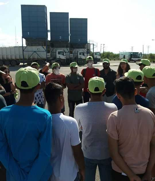 Επίσκεψη της Προσωρινή Δομής Φιλοξενίας Ασυνόδευτων Ανηλίκων στις εγκαταστάσεις της ΔΙΑΔΥΜΑ