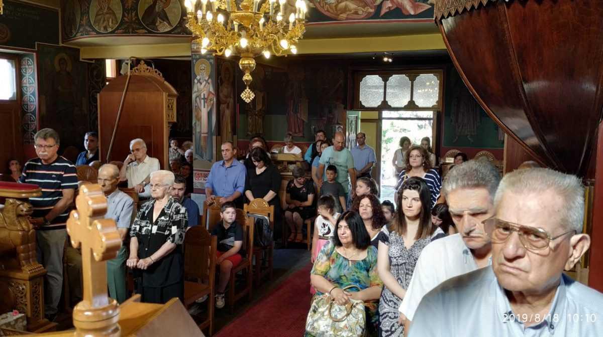 Αναχώρησε το ιερό λείψανο του Αγίου Διονυσίου εν Ολύμπω  από το Βελβεντό Μακεδονίας της Ιεράς Μητροπόλεως Σερβίων και Κοζάνης.  (του παπαδάσκαλου Κωνσταντίνου Ι. Κώστα)