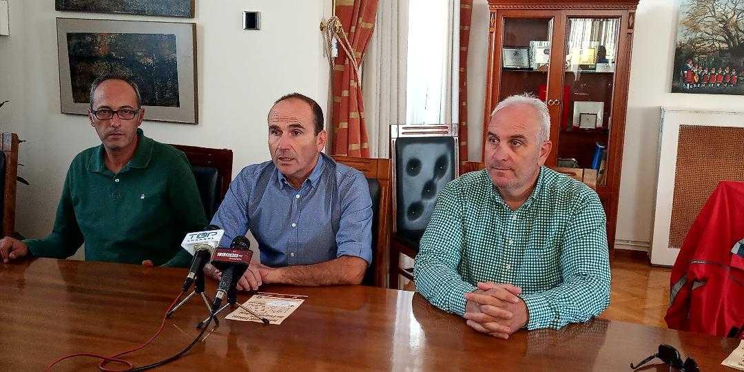 Πρόθεση της Δημοτικής Αρχής να ασχοληθεί με την προβολή των τοπικών προϊόντων αναγνωρίζοντας τον πρωταγωνιστικό ρόλο του πρωτογενούς τομέα στην τοπική ανάπτυξη. Συνέντευξη τύπου για την 3η Γιορτή Μελιού στην Κοζάνη