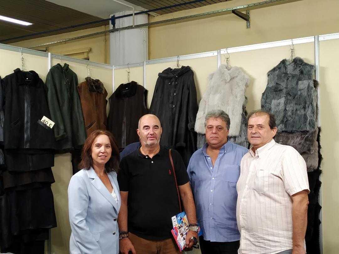 Δραστηριότητα της Βουλευτή ΣΥΡΙΖΑ ΠΕ Κοζάνης κ. Καλλιόπης Βέττα