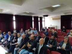 Συνάντηση Δημάρχου Εορδαίας Παναγιώτη Πλακεντά με τους Προέδρους των Κοινοτήτων του Δήμου.