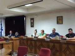 Σύσκεψη με θέμα την διαχείριση αδέσποτων και δεσποζόμενων ζώων, πραγματοποιήθηκε στην αίθουσα Δημοτικού Συμβουλίου Εορδαίας