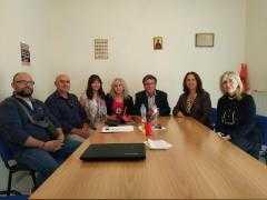 Συναντήσεις της Βουλευτή ΣΥΡΙΖΑ ΠΕ Κοζάνης Καλλιόπης Βέττα με θεσμικούς φορείς και συλλόγους