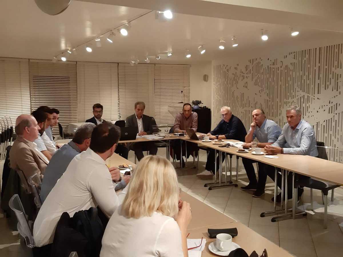 Πρόταση Αμανατίδη για θέσπιση Ειδικού Γραμματέα Μετάβασης - Έναρξη των συναντήσεων με τις άτυπες Ομάδες Εργασίας για το Βουλευτή ΝΔ της Π.Ε. Κοζάνης