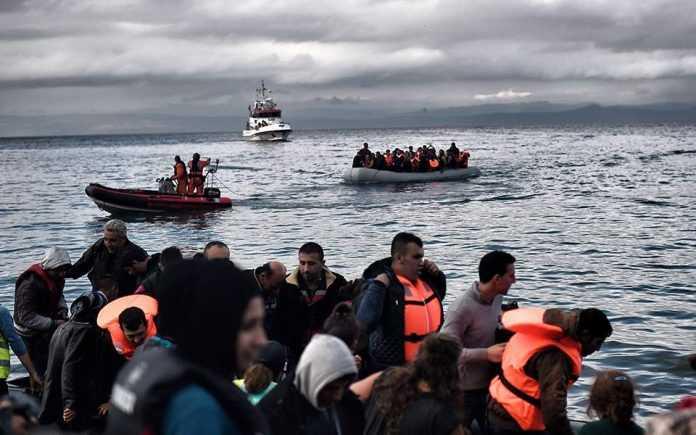 Σ. Καλεντερίδης: Δεν είναι ούτε προσφυγικό ούτε μεταναστευτικό, είναι μαζική εισβολή μουσουλμάνων στην Ελλάδα και είναι η υπ' αριθμόν ένα εθνική απειλή για την πατρίδα μας