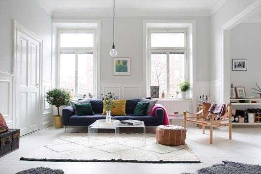 Πώς το σπίτι σας θα αποκτήσει σκανδιναβική αισθητική