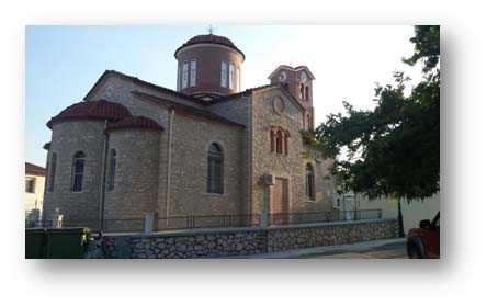 Ιερός Ναός Αγίου Νικολάου Λευκόβρυσης  Ένα οικοδομικό αριστούργημα