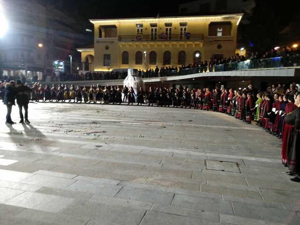 Έναρξη μαθημάτων του χορευτικού τμήματος του Συλλόγου Γρεβενιωτών Κοζάνης Ο ΑΙΜΙΛΙΑΝΟΣ.