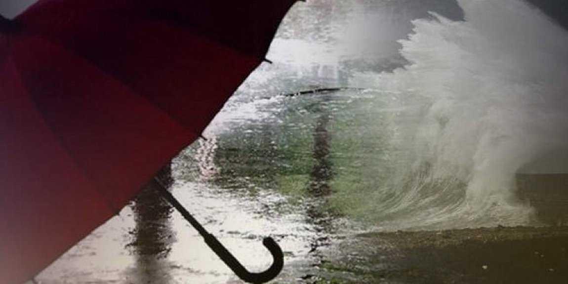ΕΚΤΑΚΤΟ ΔΕΛΤΙΟ ΕΠΙΔΕΙΝΩΣΗΣ ΚΑΙΡΟΥ. Βροχές και καταιγίδες κατά τόπους ισχυρές, οι οποίες πρόσκαιρα θα συνοδεύονται από χαλαζοπτώσεις και ισχυρούς άνεμους.
