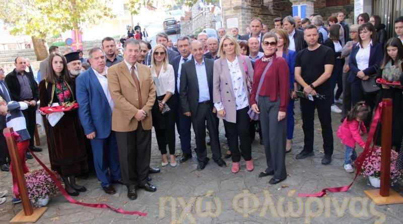 Εγκαινιάστηκαν τα «Μονοπάτια της Ειρήνης» στην Τοπική Κοινότητα Λεχόβου