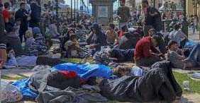 Στο πρώην στρατόπεδο Ρωμανέλη στο Δρέπανο Κοζάνης επίκειται η εγκατάσταση προσφύγων και μεταναστών;! Οι τοπικοί άρχοντες (και το υπουργείο Εσωτερικών) αγνοούν αυτά που οι άλλοι (να πούμε της Ύπατης Αρμοστείας;) γνωρίζουν και ήδη σχεδιάζουν!! Από τη στήλη