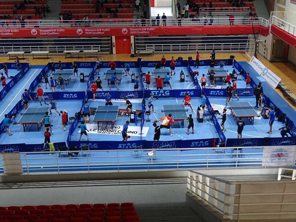 Πέτυχε απόλυτα τους στόχους του τόσο σε οργανωτικό όσο και σε αγωνιστικό επίπεδο το 3ο Πανελλήνιο Ανοιχτό Αναπτυξιακό Πρωτάθλημα Επιτραπέζιας Αντισφαίρισης Κοζάνης