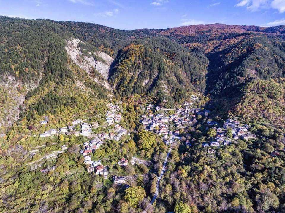 Ο Σύλλογος Ελλήνων Ορειβατών (Σ.Ε.Ο.) Κοζάνης πραγματοποιεί εξόρμηση το διήμερο 12-13 Οκτωβρίου  στα μονοπάτια της Καστάνιανης στα Μαστοροχώρια της Κόνιτσας
