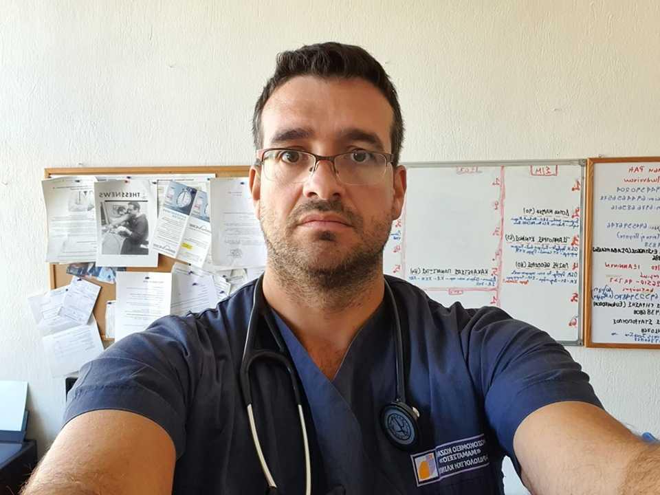 Τον κώδωνα του κινδύνου κρούει ο Ειδικός Καρδιολόγος, Επιμελητής Β´ στο ΓΝ Κοζάνης