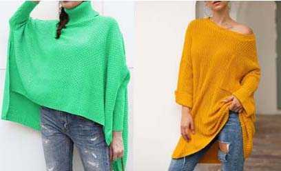 Έξυπνοι τρόποι για να φορέσεις ένα πουλόβερ