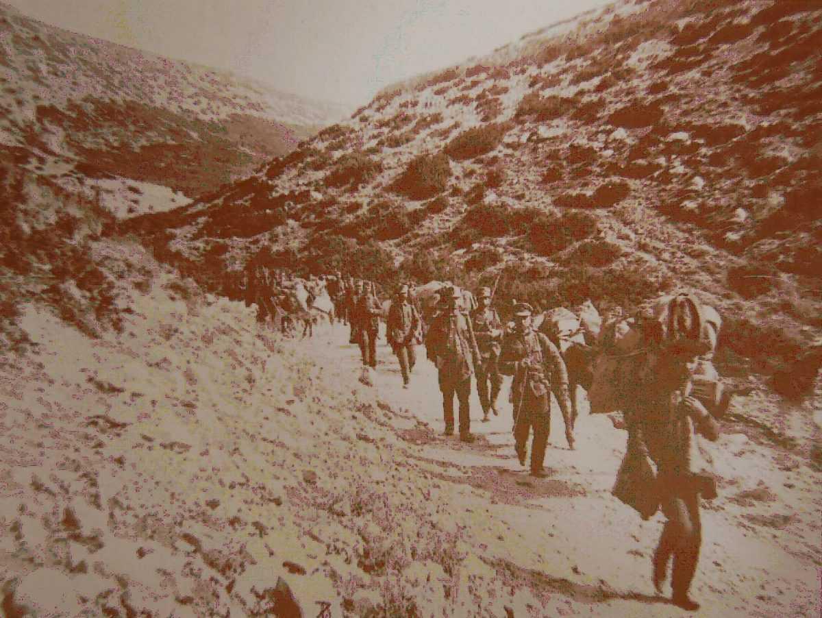 1912-2019 ΕΛΕΥΘΕΡΑ ΣΕΡΒΙΑ. Εκδήλωση τιμής και μνήμης, στην επέτειο της απελευθέρωσης των Σερβίων από τον τουρκικό ζυγό (1912), από τον Μορφωτικό Όμιλο Σερβίων «Τα Κάστρα»
