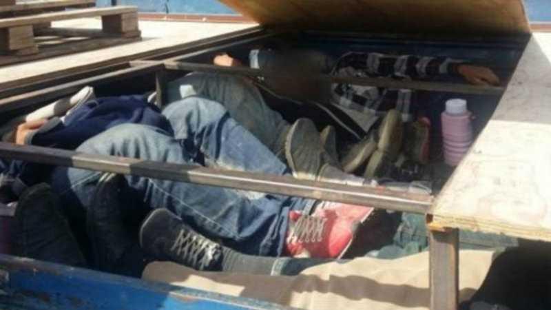 Ανησυχητικά φαινόμενα μεταφοράς παράνομων αλλοδαπών από αλλοδαπούς και στην περιοχή μας
