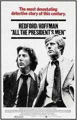 Σινεμά Δευτέρα βράδυ  «Όλοι οι Άνθρωποι του Προέδρου» από το Φιλοπρόοδο Σύλλογο Κοζάνης