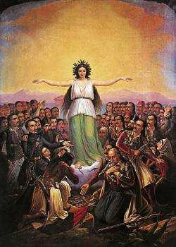 Η ακύρωση της Επανάστασης του 1821