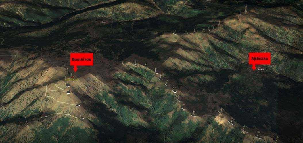 Άδεια εγκατάστασης τριών αιολικών βιομηχανιών στο Πάρκο Βόρειας Πίνδου (Βασιλίτσα)! Τα περιβαλλοντικά εγκλήματα της αιολικής βιομηχανίας, με τη συνεργασία και ανοχή του κράτους, συνεχίζονται.