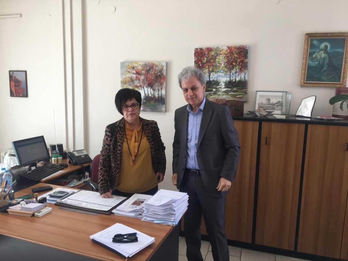 Επισκέψεις – Συναντήσεις του Βουλευτή της Νέας Δημοκρατίας του Νομού Κοζάνης κ. Γιώργου Αμανατίδη στην Πτολεμαΐδα.