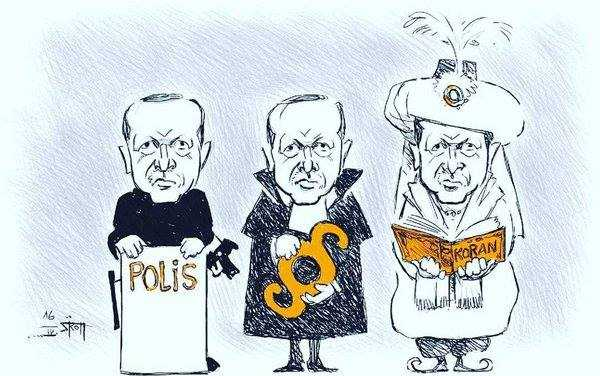 Ερντογάν: Επιτυχίες και «επιτυχίες»... Γράφει ο Λεωνίδας Κουμάκης