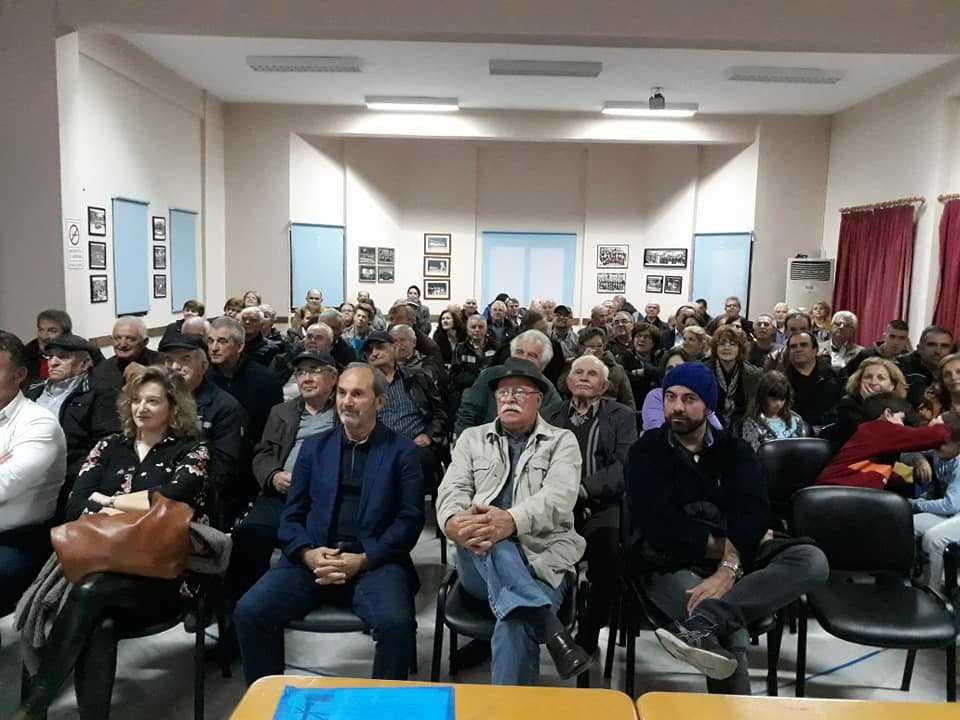 Μια ξεχωριστή εκδήλωση με τίτλο «Η Λευκοπηγή του άλλοτε» πραγματοποιήθηκε το Σάββατο 2 Νοεμβρίου στο Πνευματικό κέντρο Λευκοπηγής.