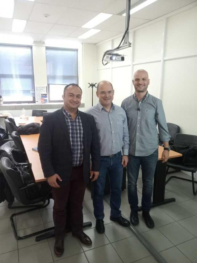 Επίσκεψη του Αντιπεριφερειάρχη Περιφερειακής Ανάπτυξης στο ΕΚΕΤΑ