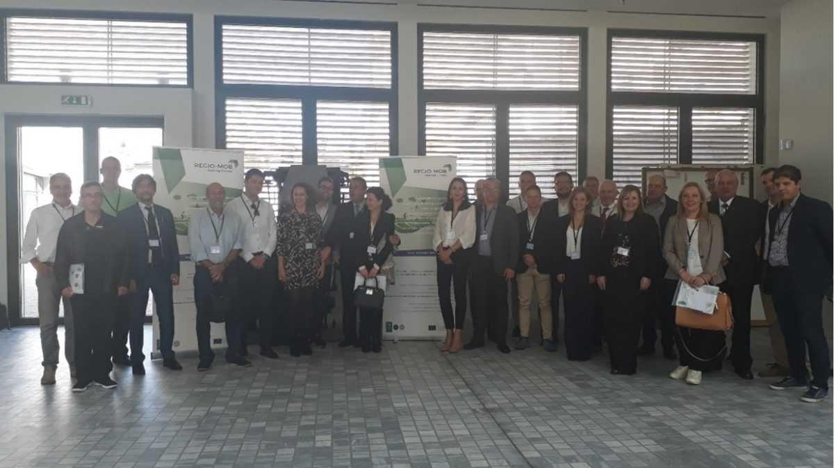 Τελική Εκδήλωση Διάδοσης Αποτελεσμάτων του έργου «Διαπεριφερειακή Μάθηση προς την Αειφόρο Κινητικότητα στην Ευρώπη: Η εμπειρία REGIO-MOB» του Προγράμματος Interreg Europe