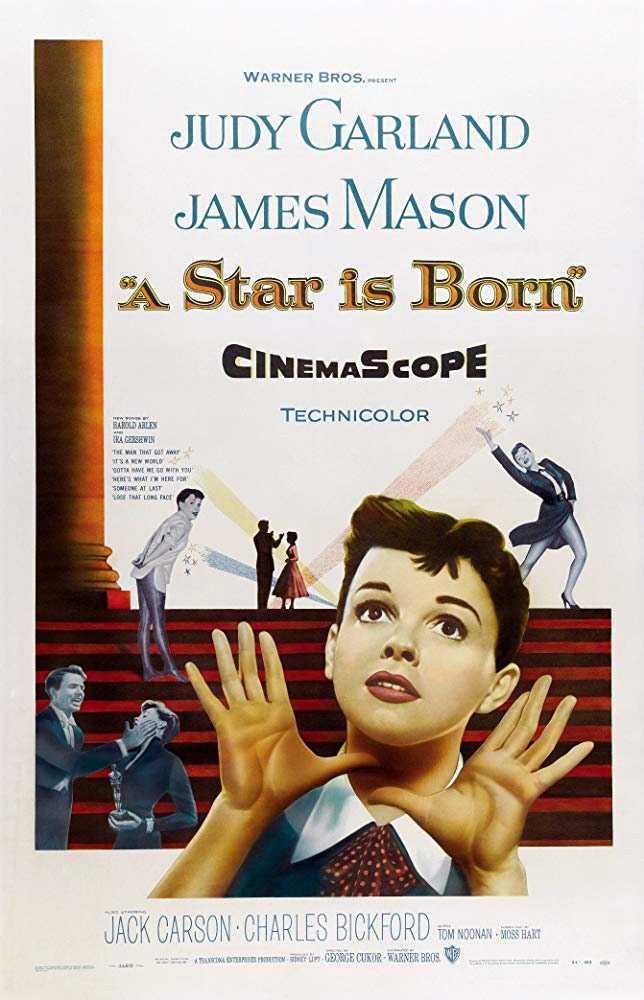 Με ένα από τα καλύτερα μιούζικαλ όλων των εποχών, το περίφημο «Ένα αστέρι γεννιέται», (Α star is born, 1954) του George Cukor,κλείνουν αυτή τη Δευτέρα 2 Δεκεμβρίου 2019, οι φετινές κινηματογραφικές προβολές του Φιλοπρόοδου Συλλόγου Κοζάνης.