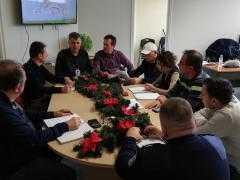Συνεδρίαση της Επιτροπής Κυκλοφοριακού Δήμου Κοζάνης με βασικά θέματα συζήτησης θέσεις στάθμευσης και φοτοεκφόρτωσης, ρυθμίσεις κυκλοφορίας και πεζοδρομήσεις