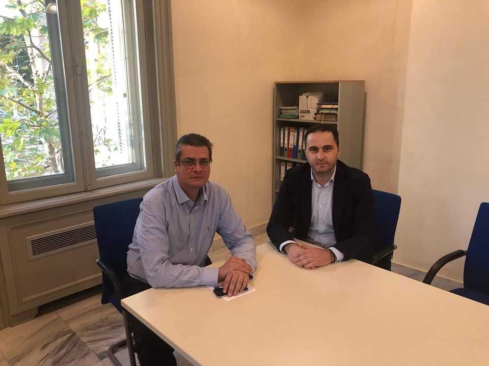 Ο πρώτος σε ψήφους περιφερειακός σύμβουλος των Γρεβενών Αθανάσιος Φωλίνας που με την ιδιαίτερη ζέση και το εναργές ενδιαφέρον του για τα Γρεβενά συγκινεί!... Γρεβενά-Αθήνα-Γρεβενά και αδιάλειπτες συναντήσεις ενημέρωσης και εργασίας…
