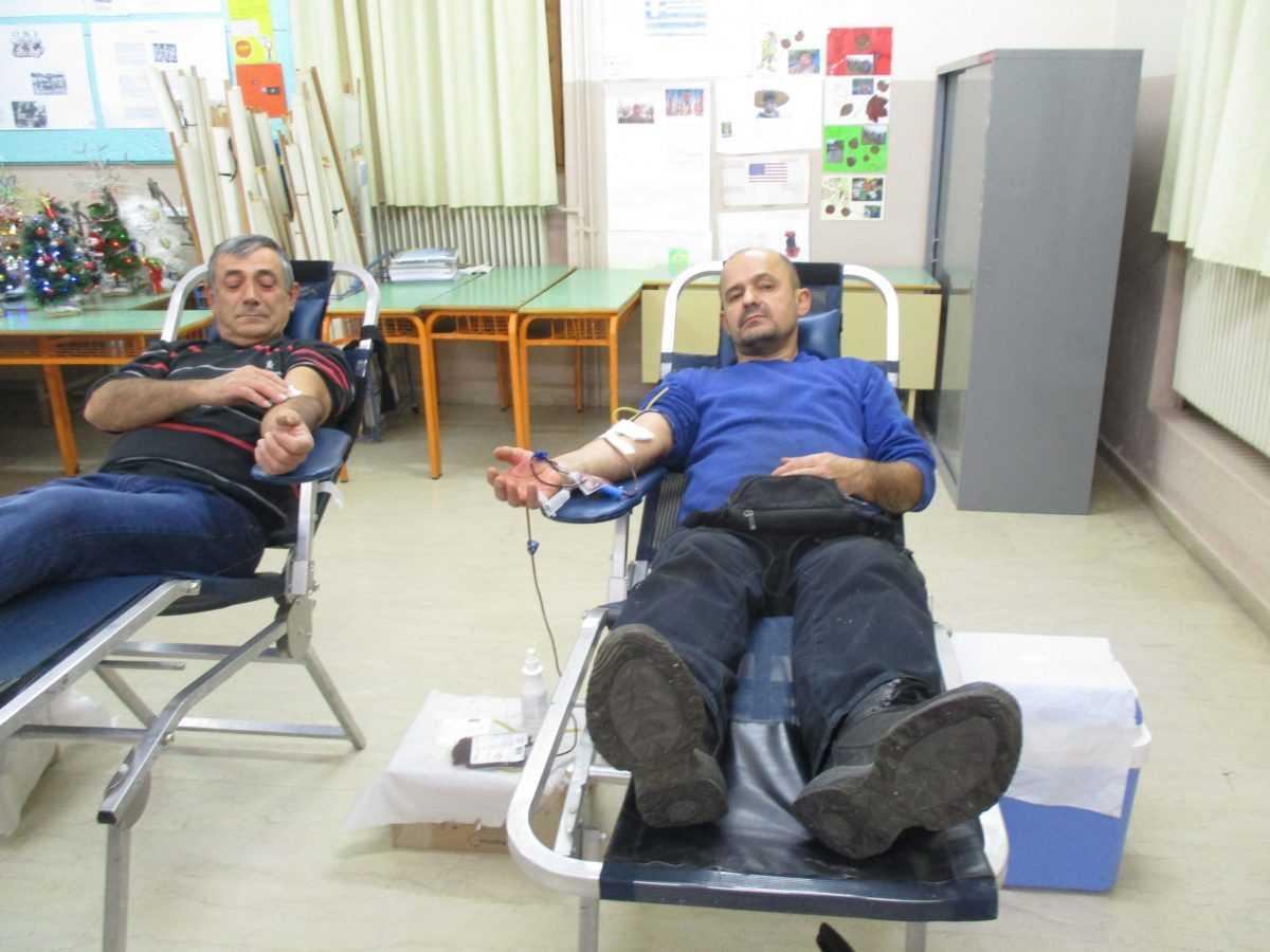 ΤΕΛΕΥΤΑΙΕΣ ΔΡΑΣΕΙΣ ΚΑΙ ΕΥΧΕΣ ΑΠΟ ΤΟ Σύλλογο Εθελοντών Αιμοδοτών Κοζάνης