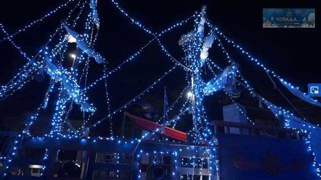 Έναρξη Χριστουγεννιάτικων εκδηλώσεων του Δήμου Εορδαίας και της «Λευκή Νύχτα.