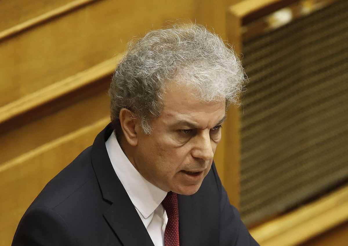 Γιώργος Αμανατίδης: «Αλλαγή παραδείγματος» στη χάραξη πολιτικών συνιστά ο νέος ασφαλιστικός νόμος - μητέρα των μεταρρυθμίσεων