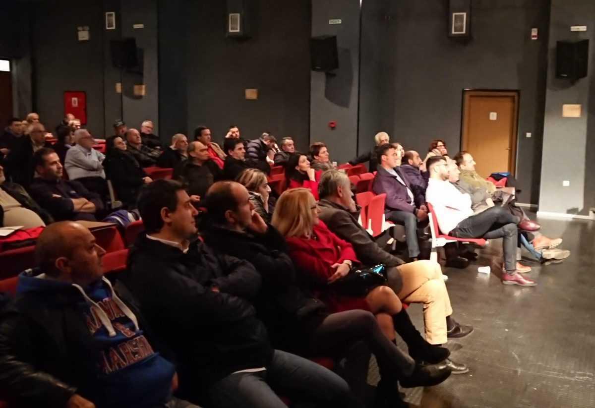 Δήμος Κοζάνης: Με μεγάλη ανταπόκριση η ημερίδα «Προοπτικές στον πρωτογενή τομέα με φόντο το αρδευτικό Βόρειας Ζώνης»