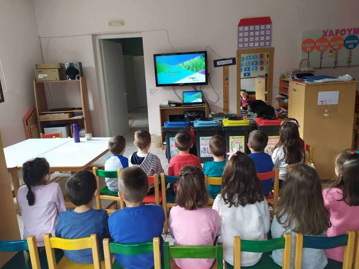 Για 5η συνεχόμενη χρονιά το πρόγραμμα περιβαλλοντικής εκπαίδευσης από τη ΔΙΑΔΥΜΑ Α.Ε. στα σχολεία Δυτικής Μακεδονίας