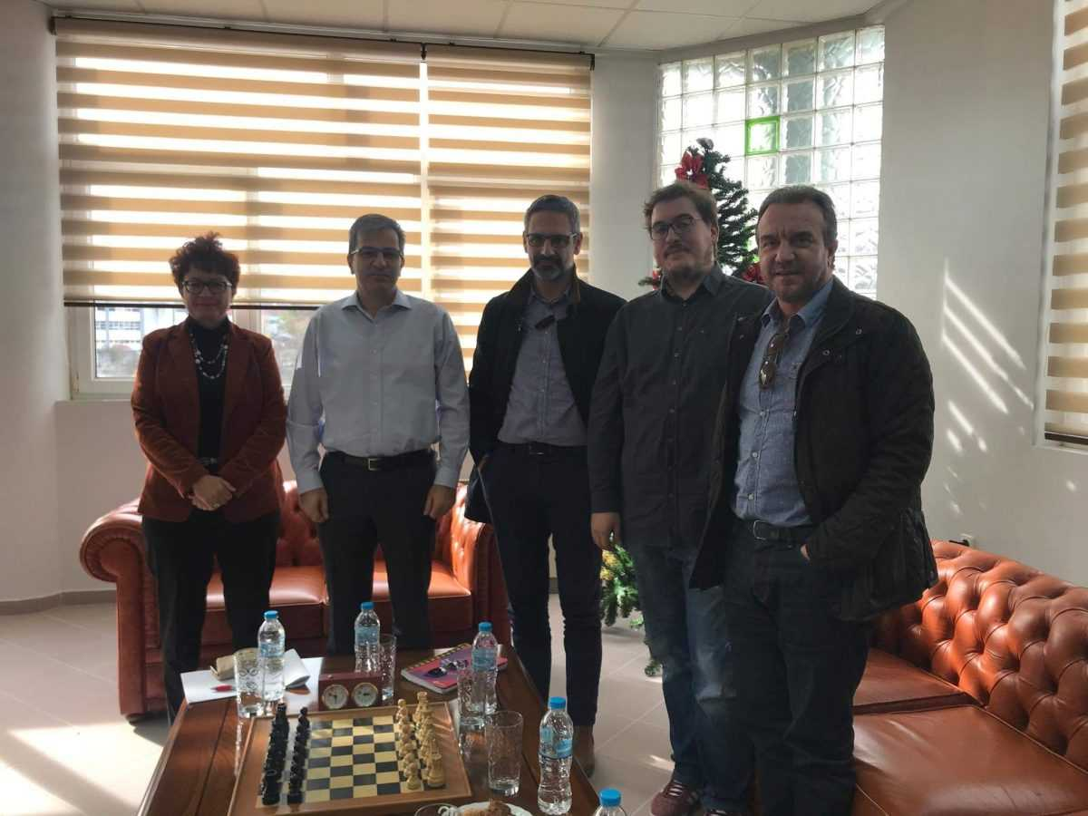 Η Δημοτική Κίνηση συζητά για το σήμερα και το αύριο του Πανεπιστημίου- Συνάντηση με τον Πρύτανη και την Αντιπρύτανη του Πανεπιστημίου Δυτ. Μακεδονίας