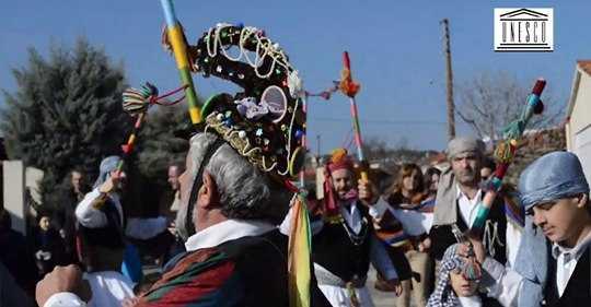 1 & 2 Ιανουαρίου 2020 οι Μωμόγεροι στο Πρωτοχώρι Κοζάνης