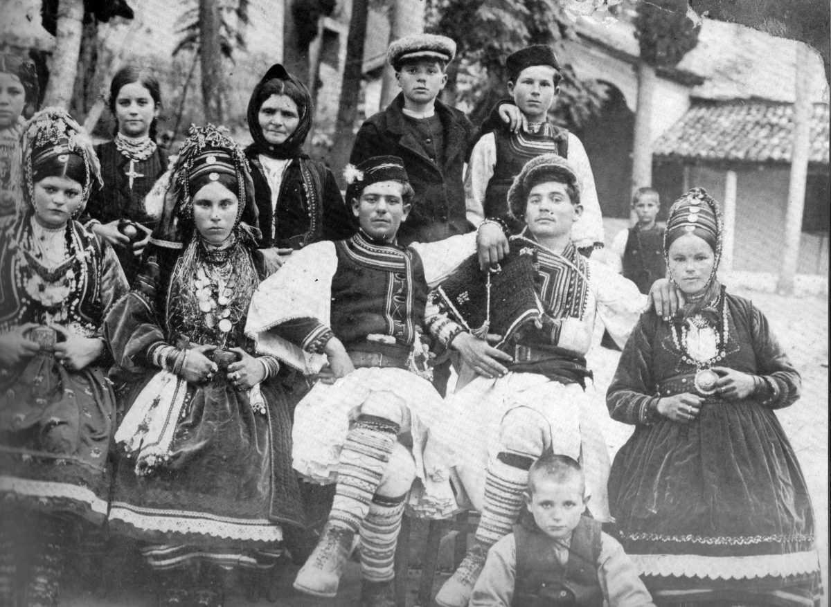 Βλάχικα τραγούδια (ελληνόφωνα-βλαχόφωνα). (του Τσιαμήτρου Γιάννη)