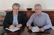 Υπογραφή σύμβασης για κατασκευή 7 παιδικών χαρών στο Δήμο Βοΐου.