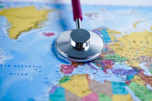 Ο «χάρτης» της επιδημίας του κορωνοϊού στην Ευρώπη - Οδηγίες από την Πολιτική Προστασία