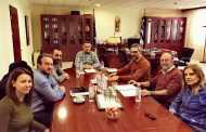 Ενημερωτική συνάντηση μεταξύ του κου Περιφερειάρχη και της Δημοτικής Κίνησης