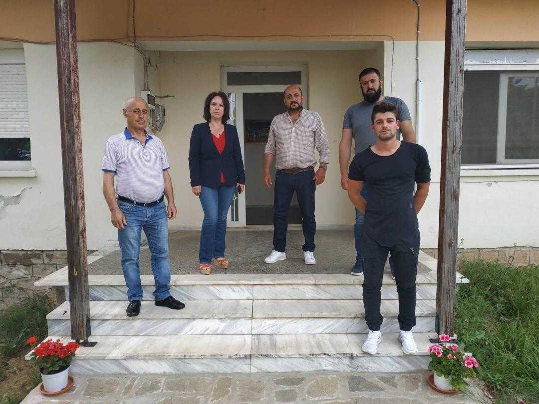 «Επίσκεψη της Βουλευτή ΣΥΡΙΖΑ ΠΕ Κοζάνης κ. Καλλιόπης Βέττα στην Ακρινή και το εργοτάξιο τηςΠτολεμαΐδαςV- Εκδηλώσεις μνήμης για την Γενοκτονία των Ποντίων- Επίσκεψη στο κέντρο υγείας της Σιάτιστας»