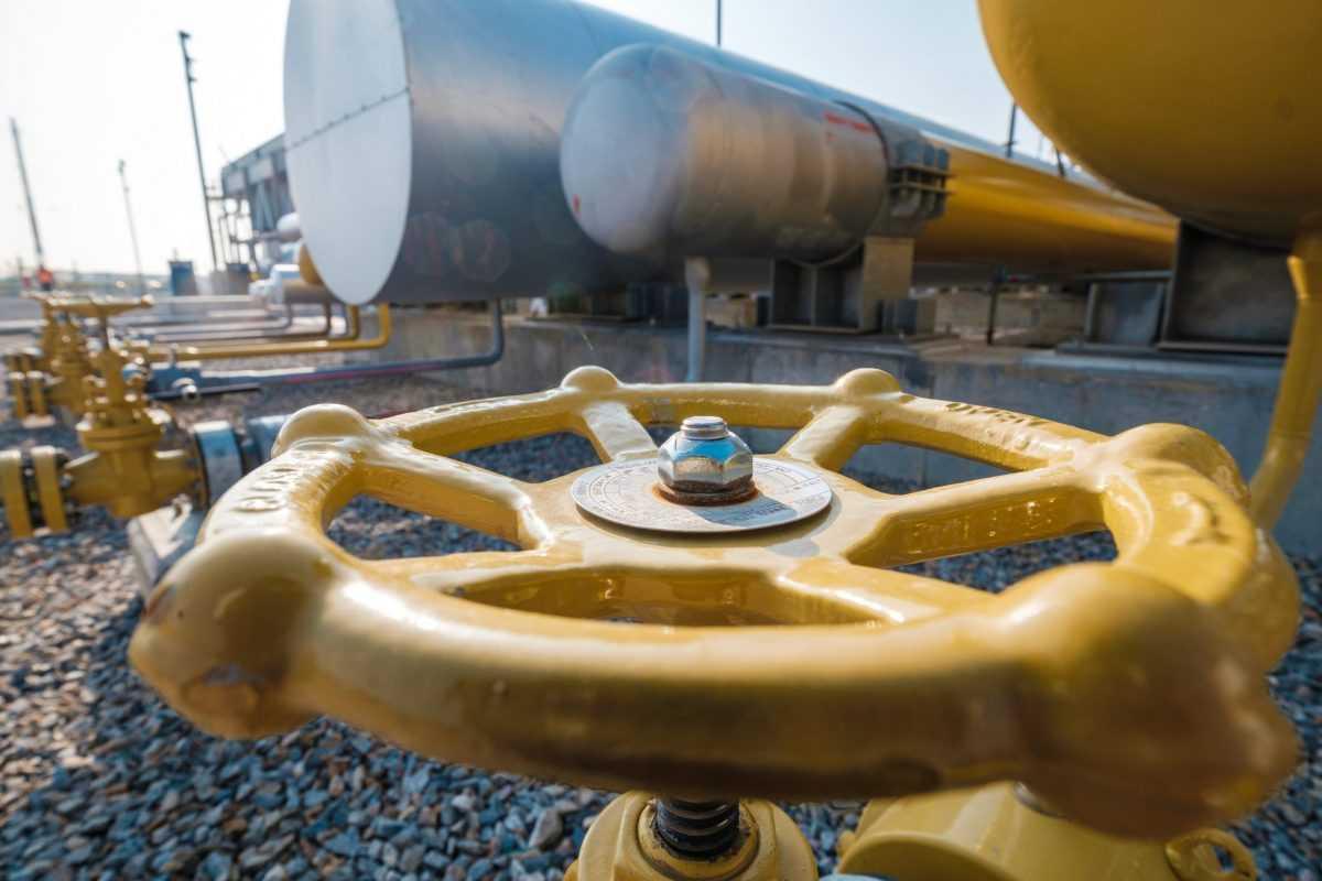 Ο ΤΑΡ ολοκληρώνει την εισαγωγή φυσικού αερίου  στο ελληνικό τμήμα του αγωγού