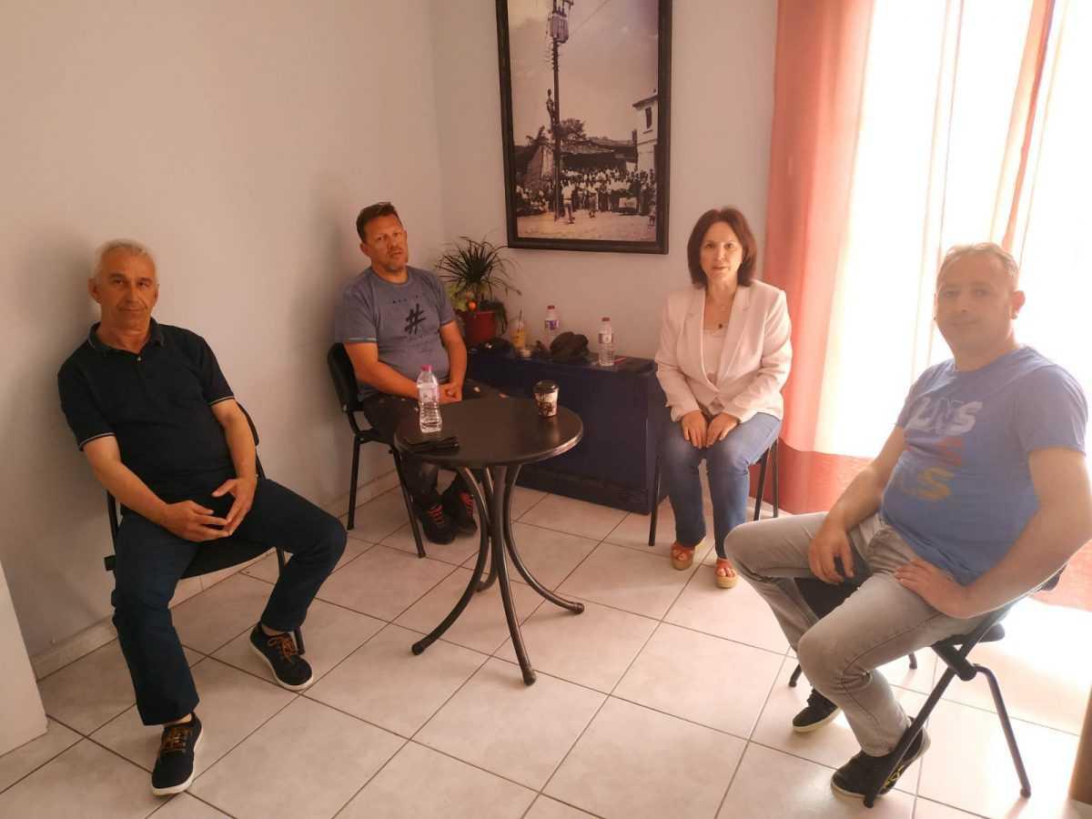 «Καλλιόπη Βέττα: Ο αγώνας για την διάσωσητης ΛΑΡΚΟ αφοράόλη την ΠεριφέρειαΔυτικής Μακεδονίας»
