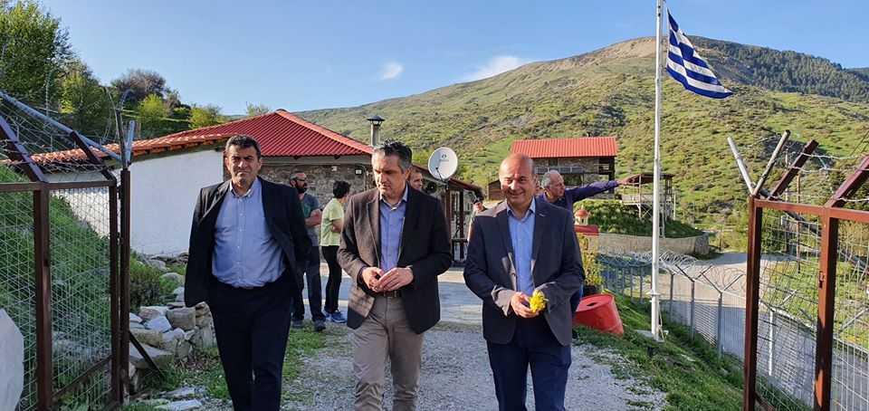 Αντικείμενο έριδος από κατοίκους της γειτονικής Αλβανίας, η