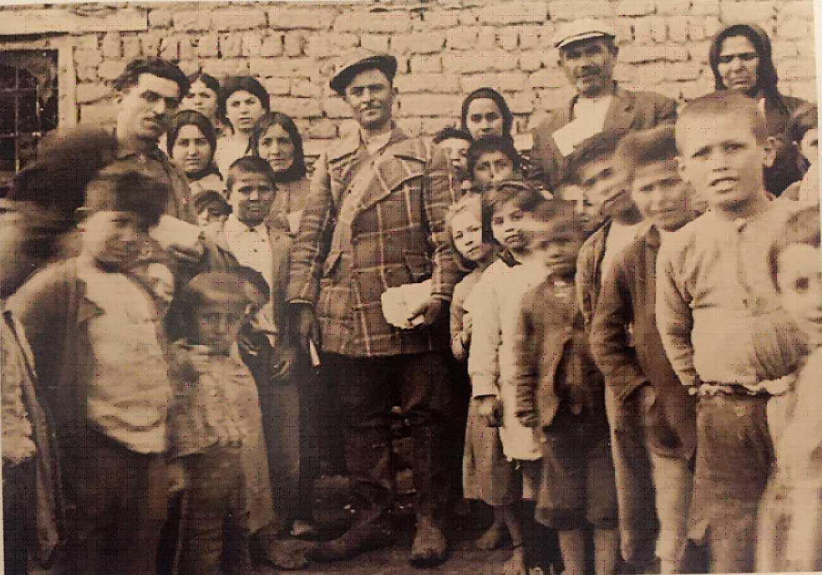 Ο ΞΕΡΙΖΩΜΟΣ και Η ΑΠΟΚΑΤΑΣΤΑΣΗ :  Οι Πόντιοι πρόσφυγες των Γρεβενών